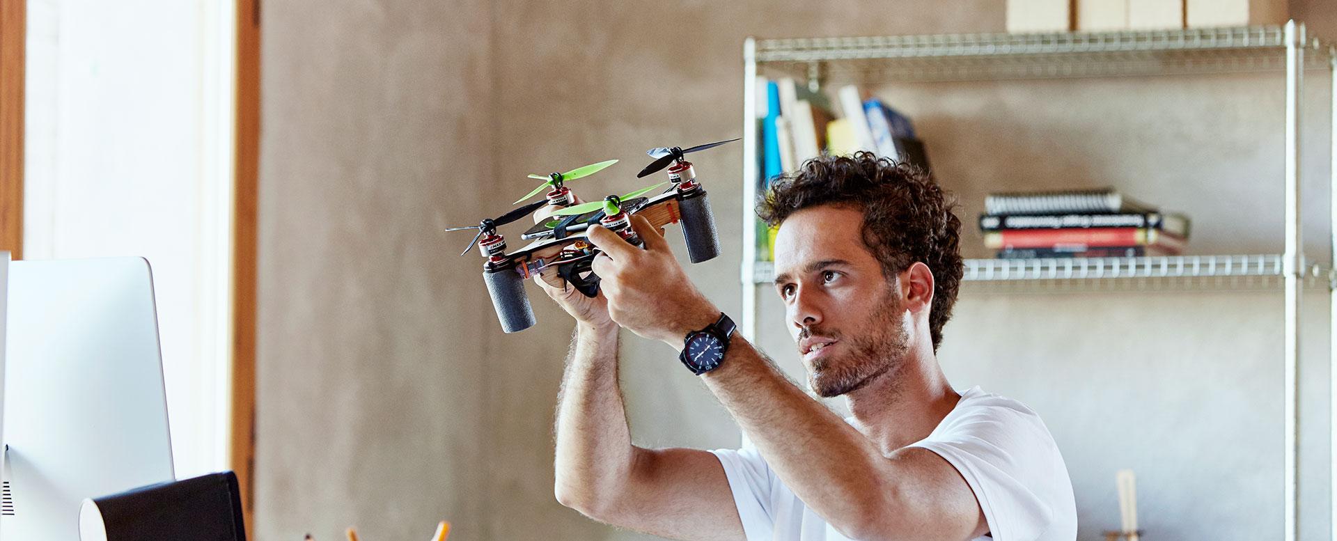 Drohnen-Gesetze