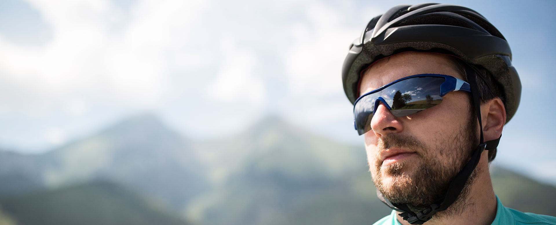Fahrradhelme müssen richtig passen
