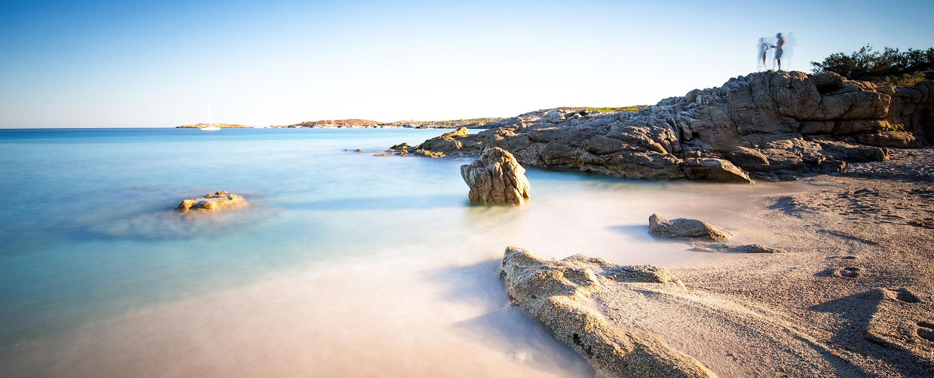 Strand auf Korsika