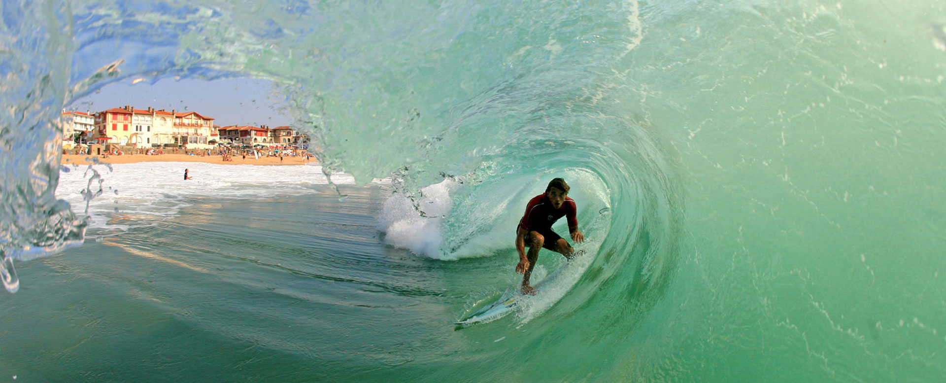 Surfen in Côte d'Argent