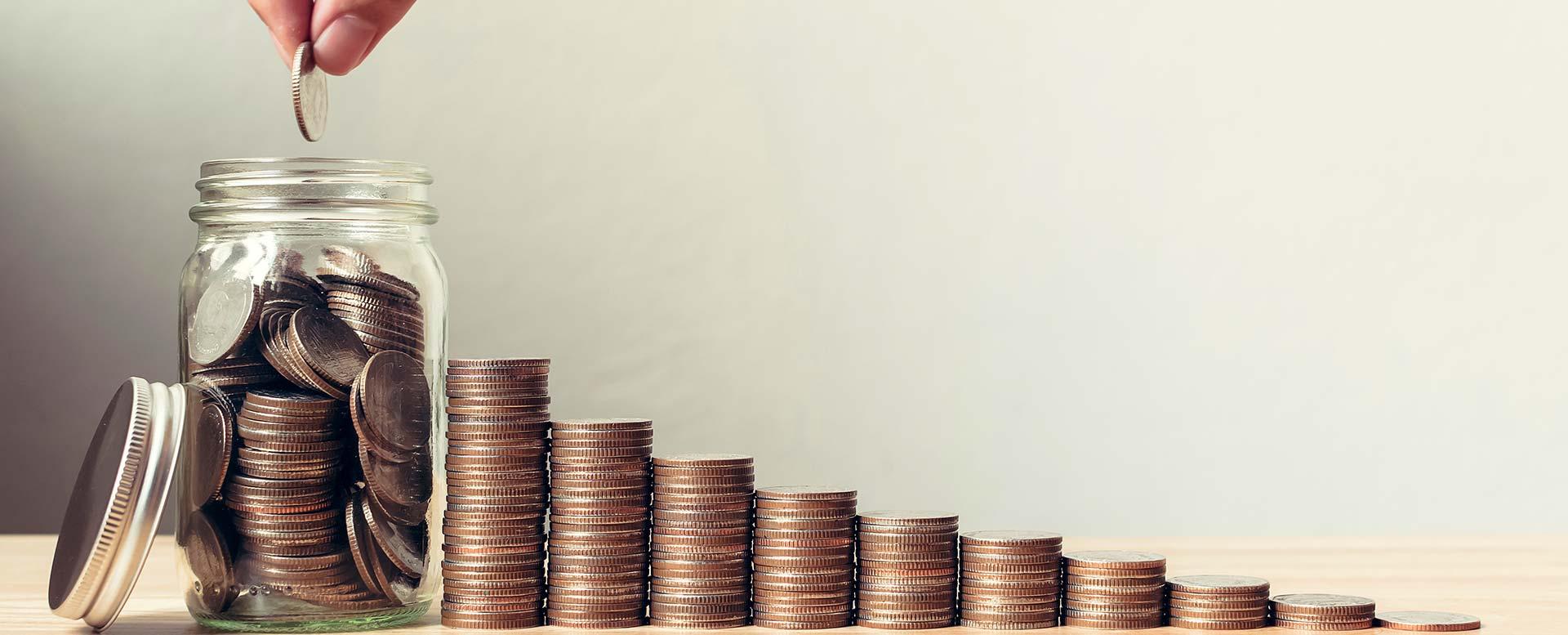 Altersvorsorge - richtig sparen
