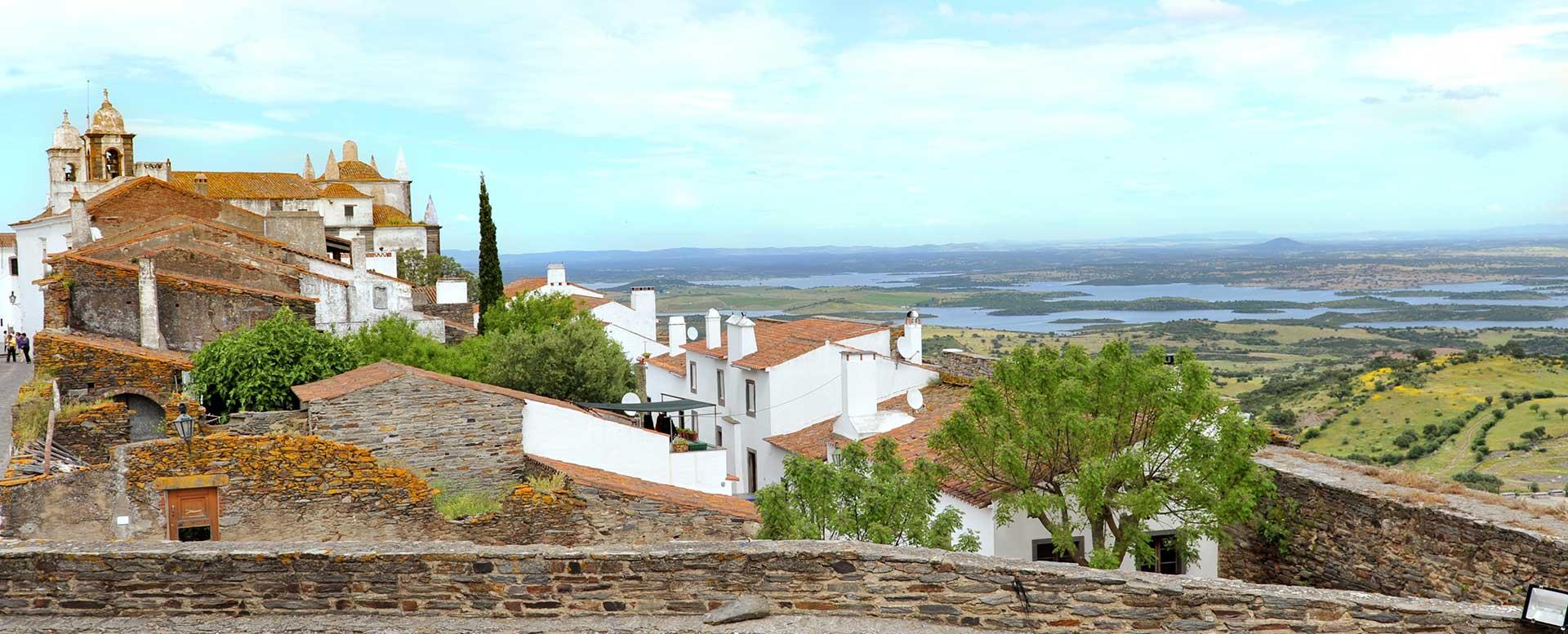 Alentejo, Ost-Portugal