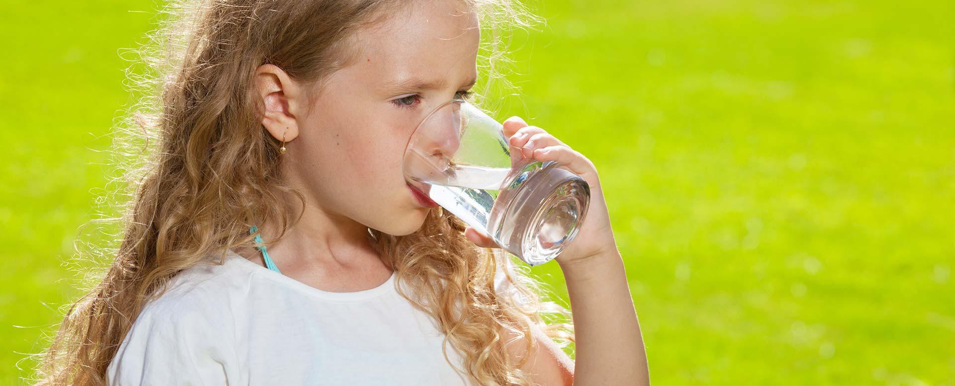 Richtig trinken bei Hitze