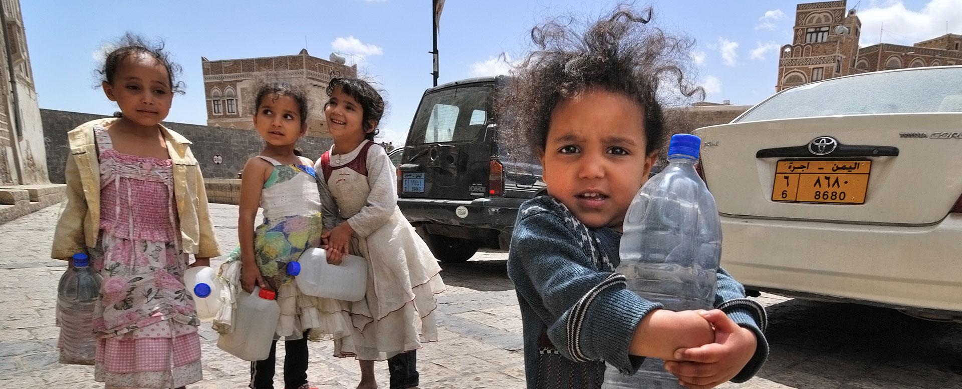 Doctors for Disabled für Kinder im Jemen