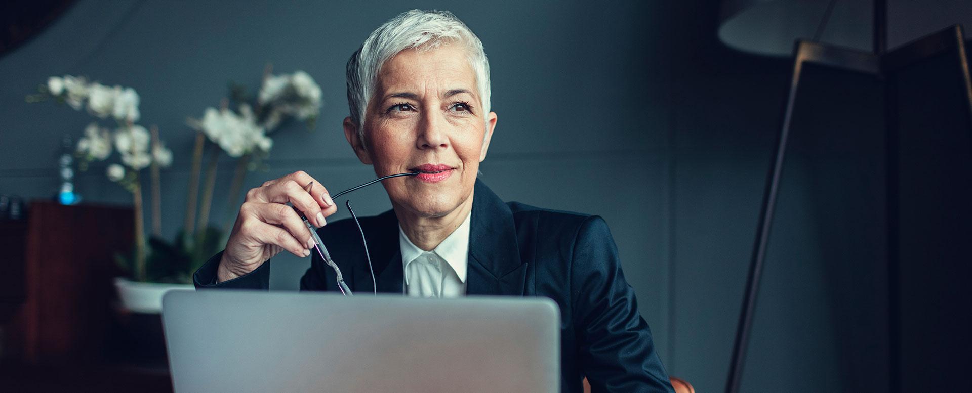 Viele Ältere wollen ihren Beruf weiterführen