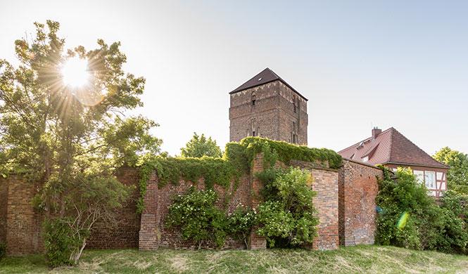 Bischofstour Brandenburg