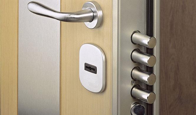 Haus- bzw. Wohnungstüre vor Einbruch sichern