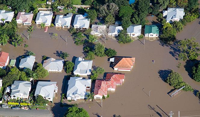 Information Hochwassergefahr