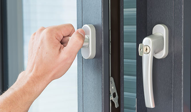 Fenster und Balkontüren sichern