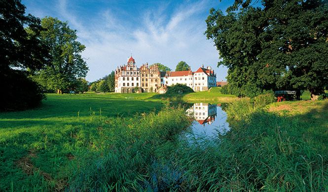 Schlösser-Rundweg Mecklenburg-Vorpommern