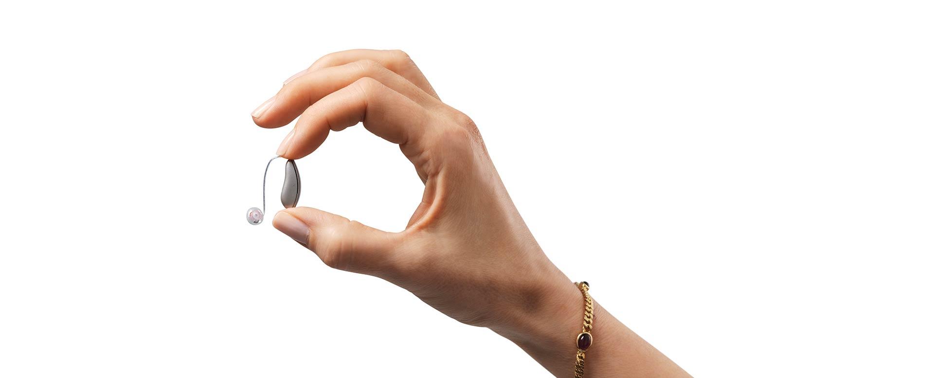 Hörgerät - Digitales In-Ohr-Gerät