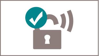 Auf sichere Datenübertragung achten
