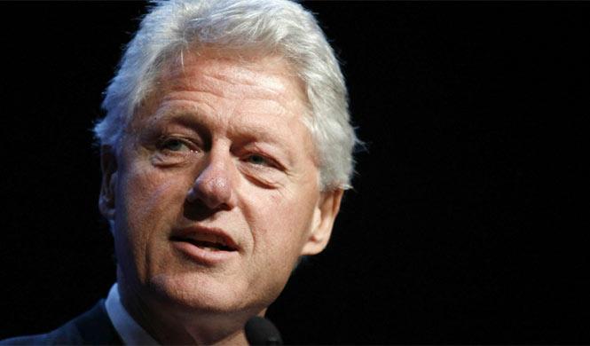Hörgerät Bill Clinton
