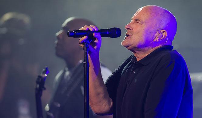 Hörgerät Phil Collins
