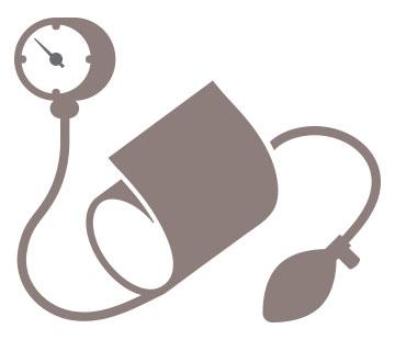 Spazierengehen senkt Blutdruck