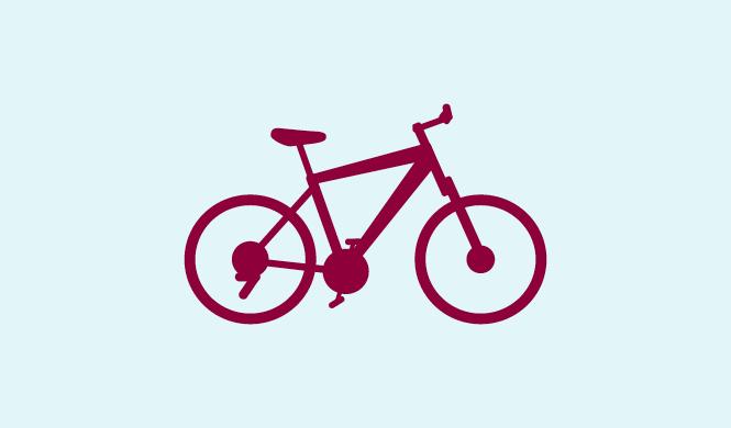 Fahrrad reinigen