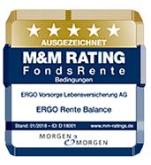 Auszeichnung M&M Rating