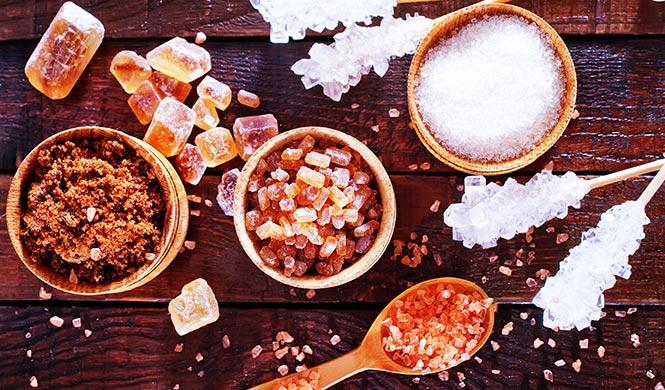Ohne Zucker und zuckerfrei heißt: Da ist kein Zucker drin