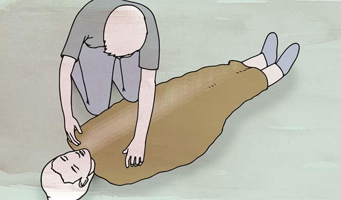 Erste Hilfe - Bewusstlosigkeit