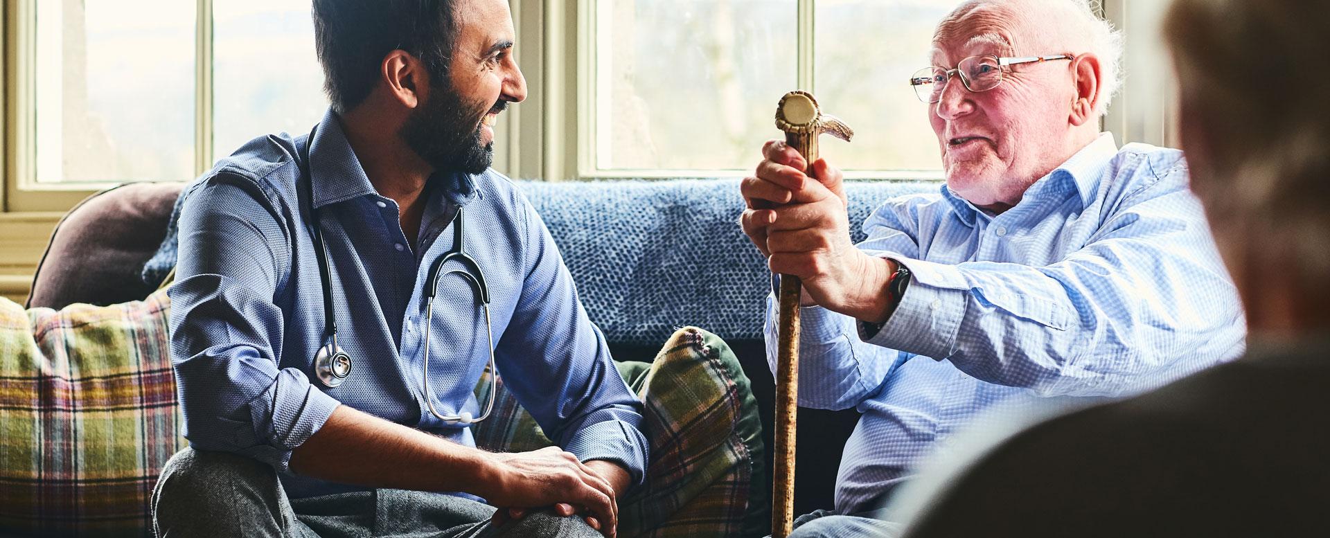 Entlastungsleistungen für Unterstützung im Pflegealltag