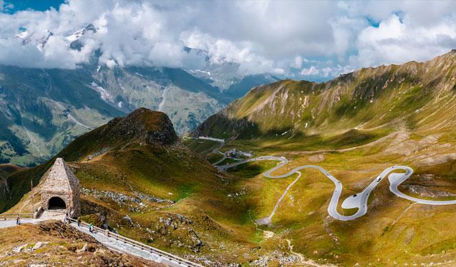 Motorradtour Großglockner