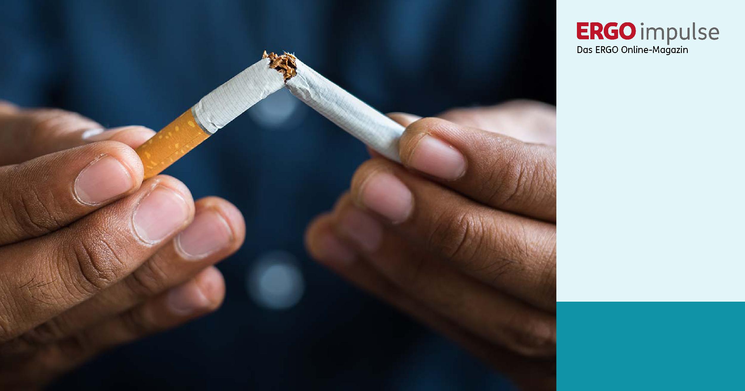 Aufhoren mit rauchen paket