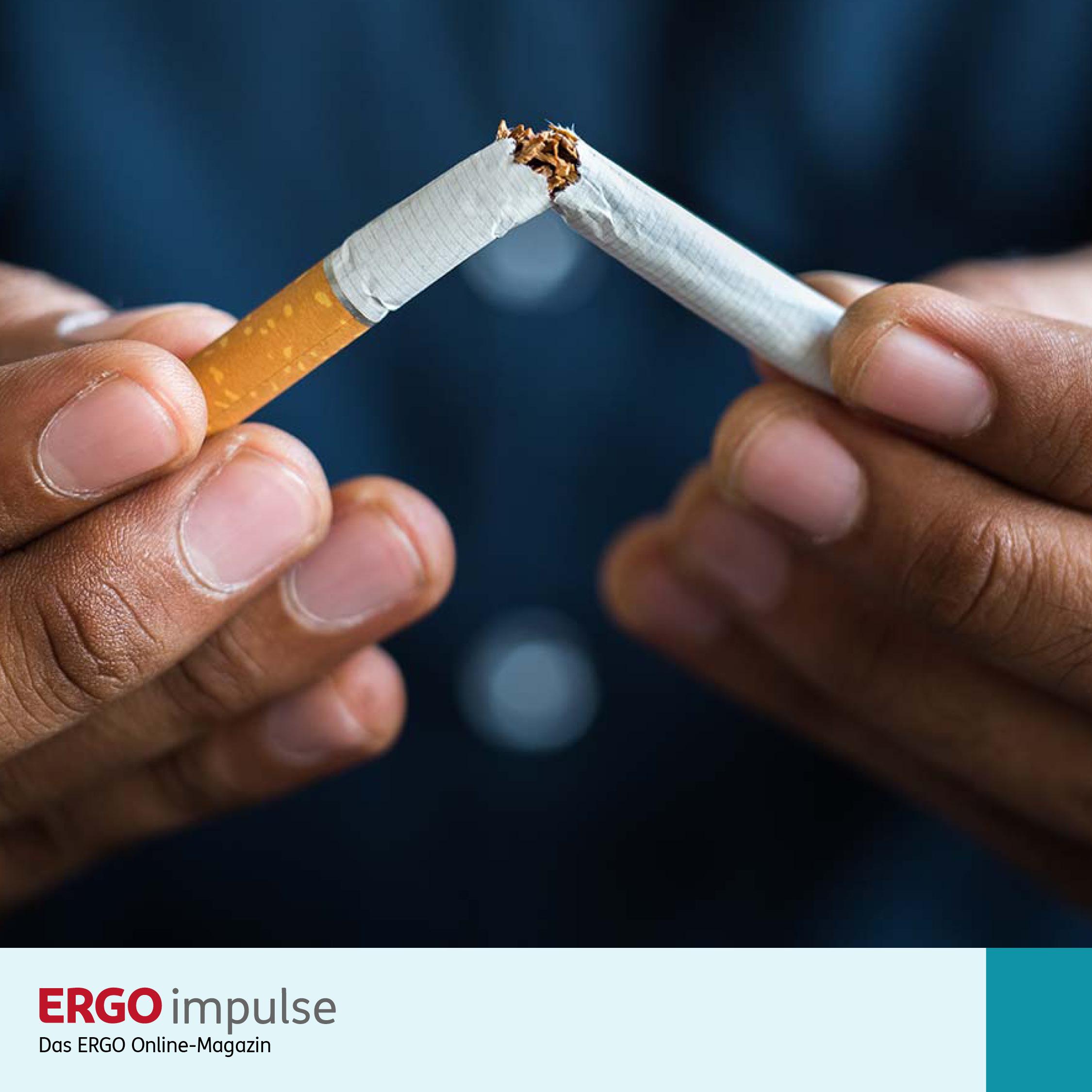 Effekte nach dem rauchen aufhoren