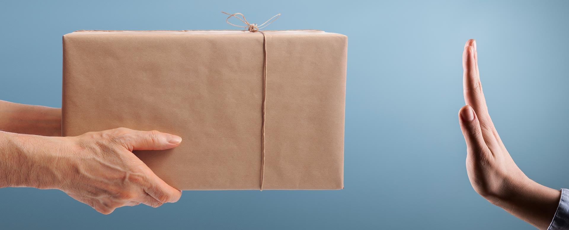 Paketannahme Verweigern Wichtige Hinweise Ergoimpulse