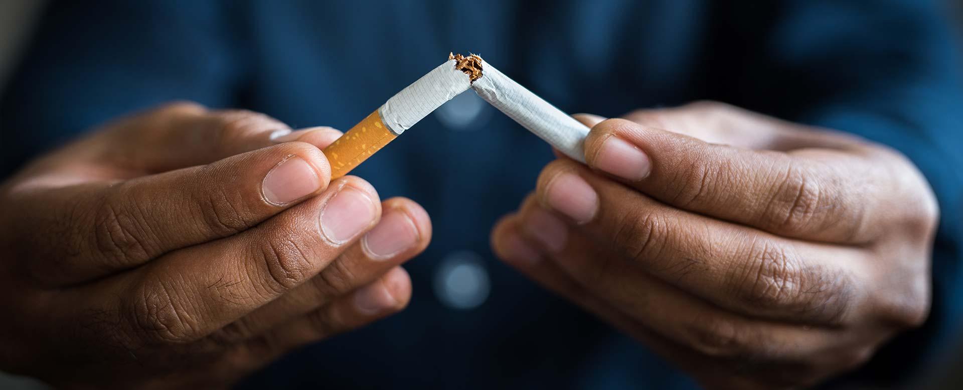 Erbrechen nach rauchen aufhoren