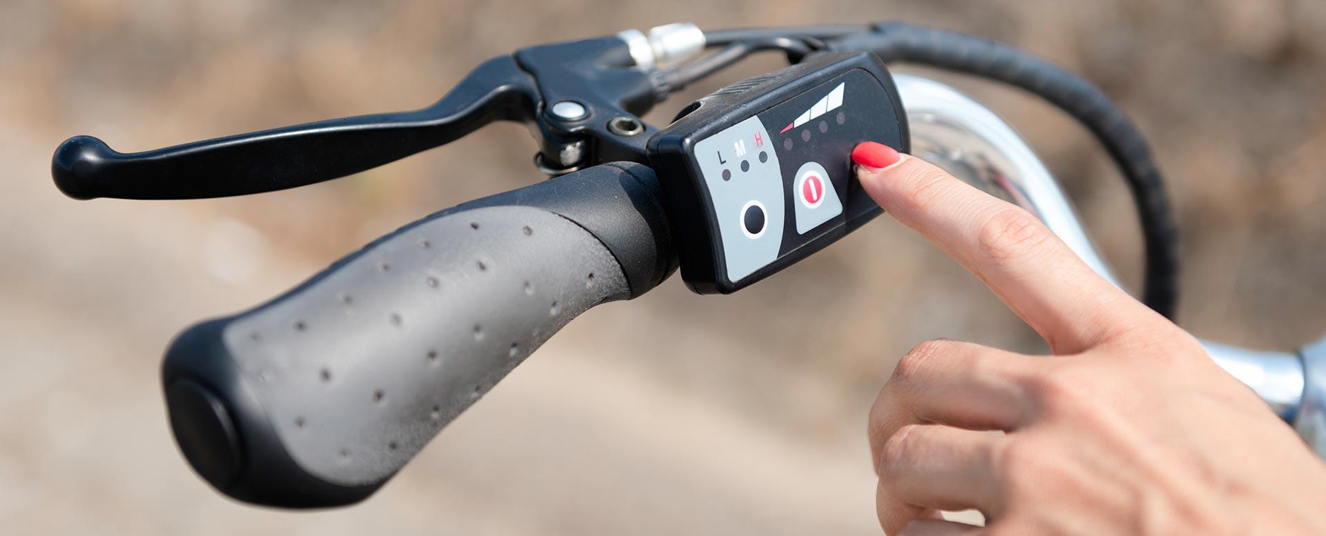 E-Bike richtig schalten