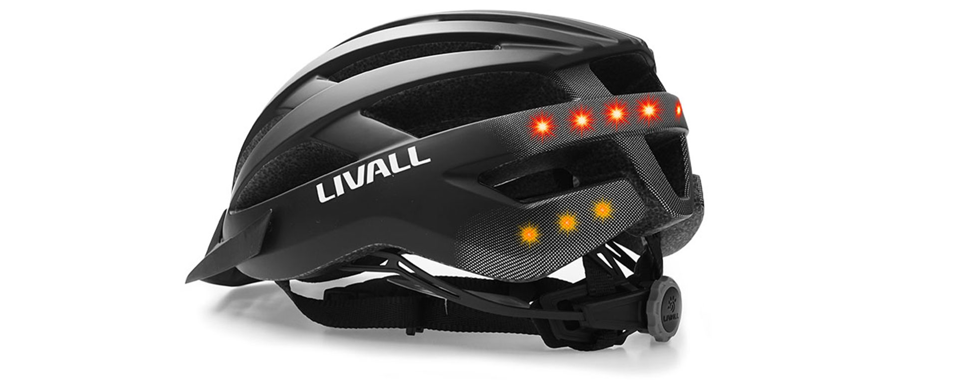 Fahrradhelm MT1 von Livall