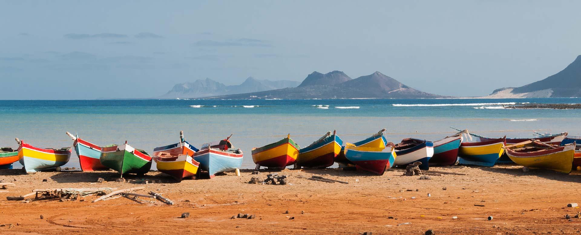Flitterwochen-Ziel Kap Verde