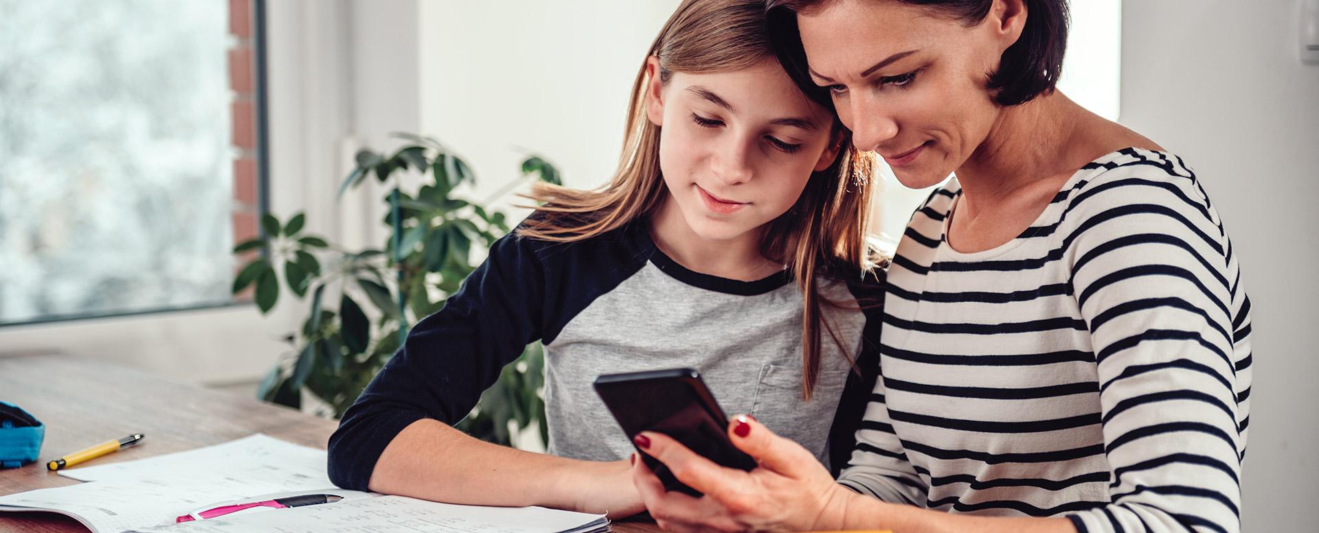 Smartphone und Handy kindersicher einrichten