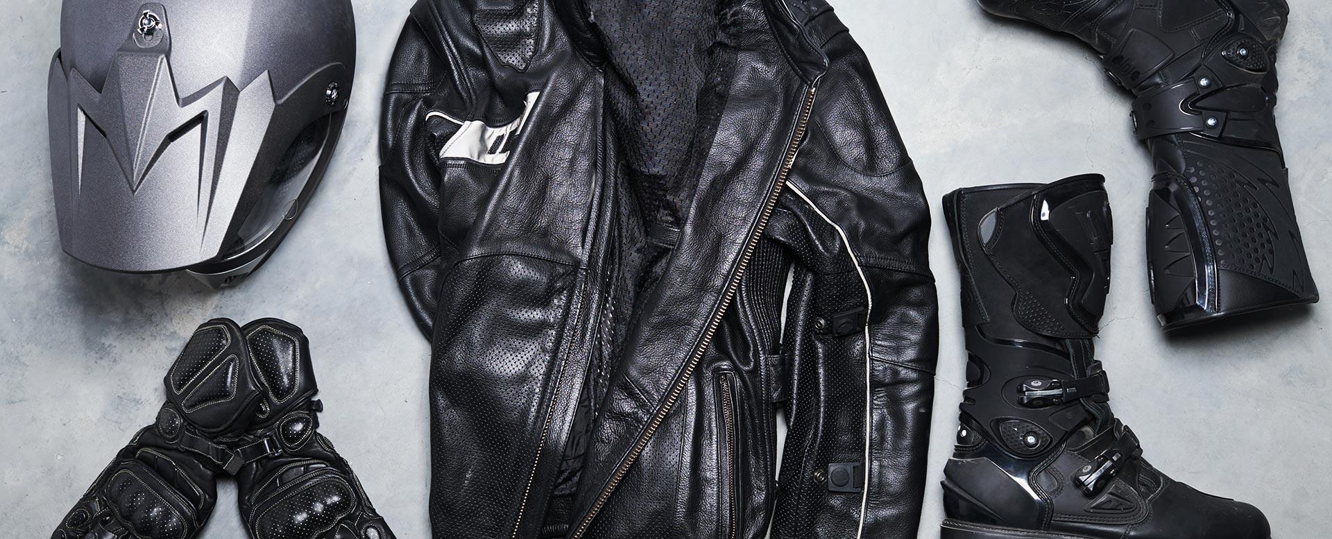 Motorradbekleidung für Anfänger: Tipps und Tricks