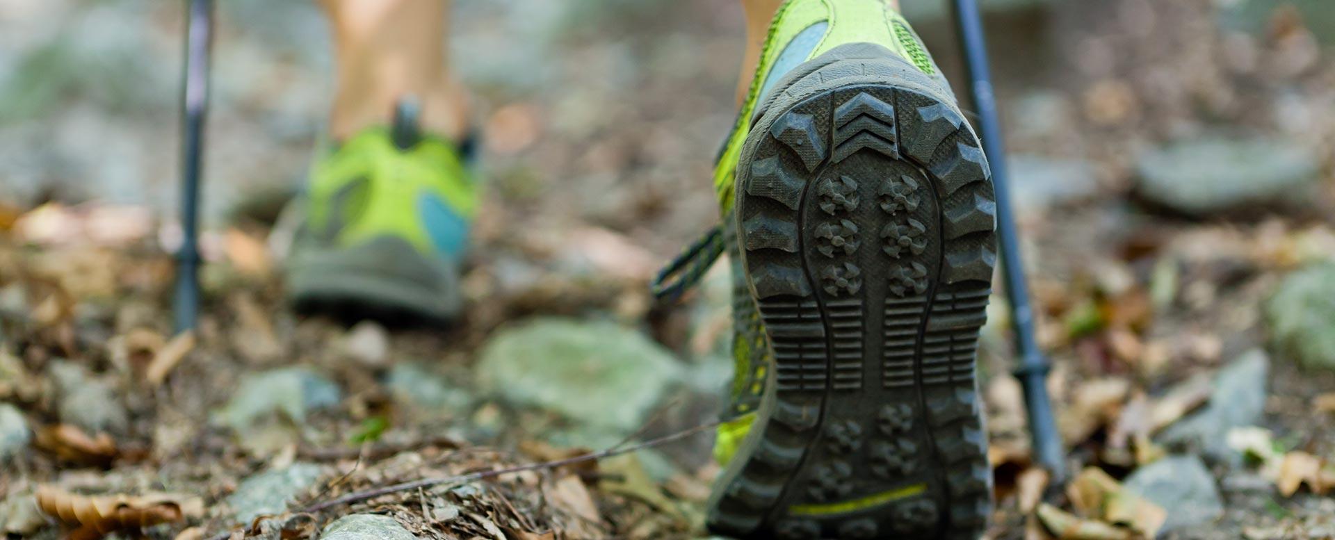 Nordic-Walking-Technik: Tipps