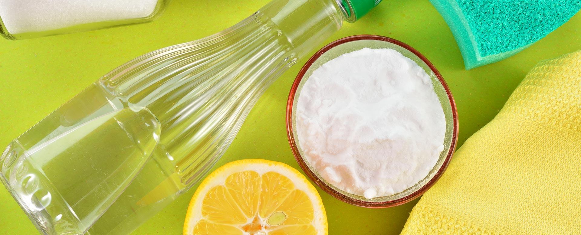 Reinigen ohne Chemie