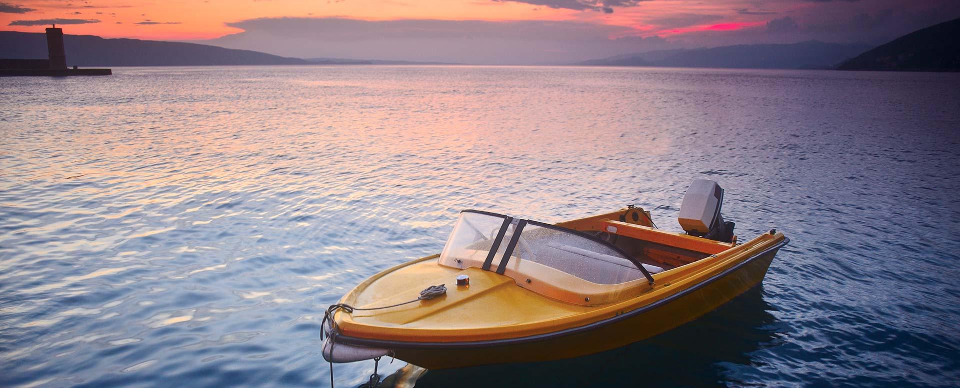 Motorboot kaufen