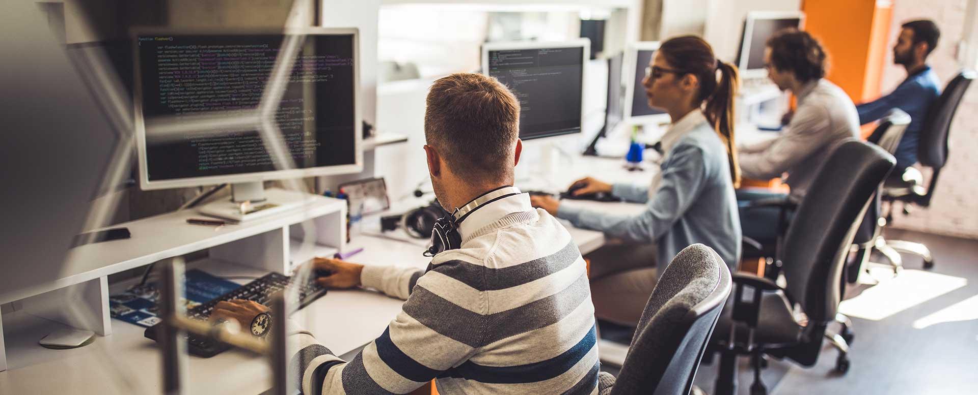Ausbildungsberufe in der IT-Branche