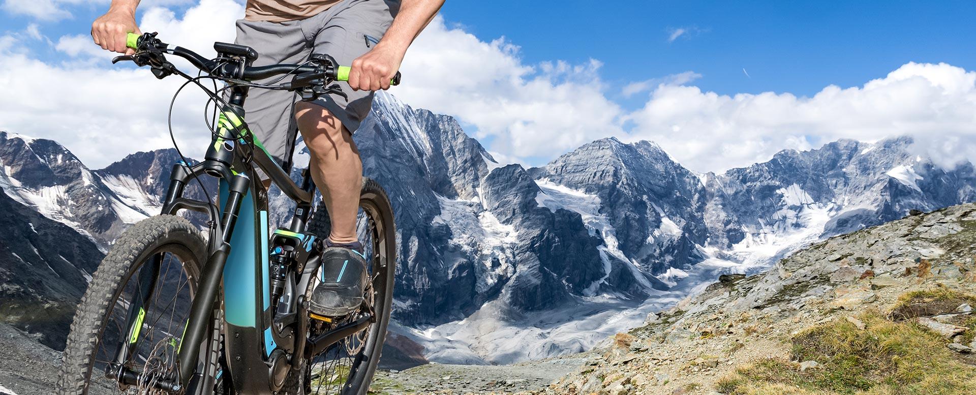 E-Bike maximale Steigung