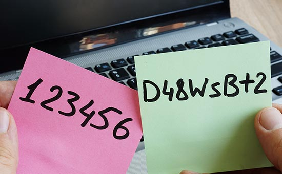 Passwörter generieren