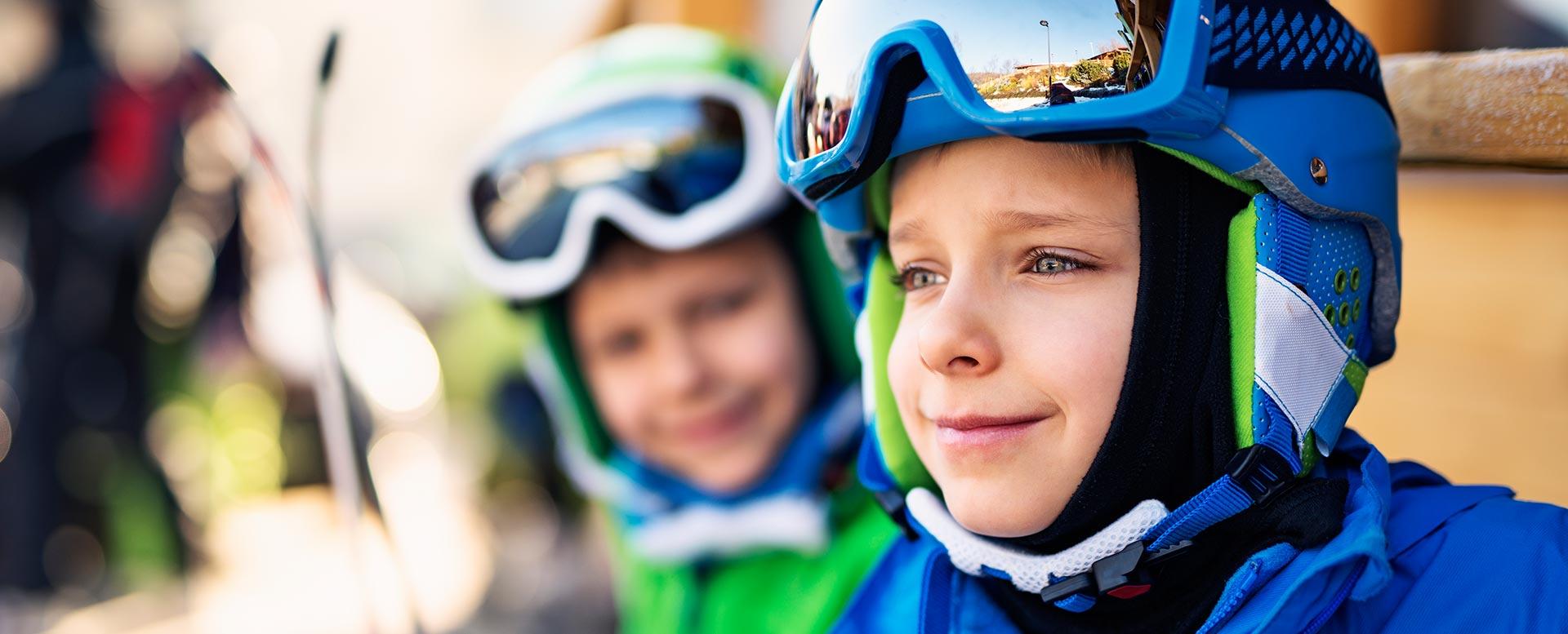 Das Skigebiet Tignes/Val d'Isère gilt als besonders familienfreundlich.