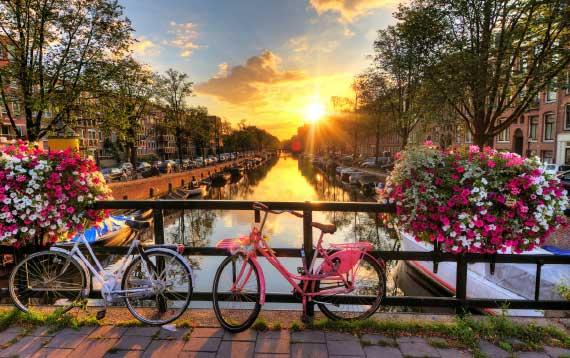 Kurztrip Amsterdam