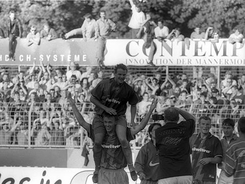 Eintracht Trier 23.9.1997