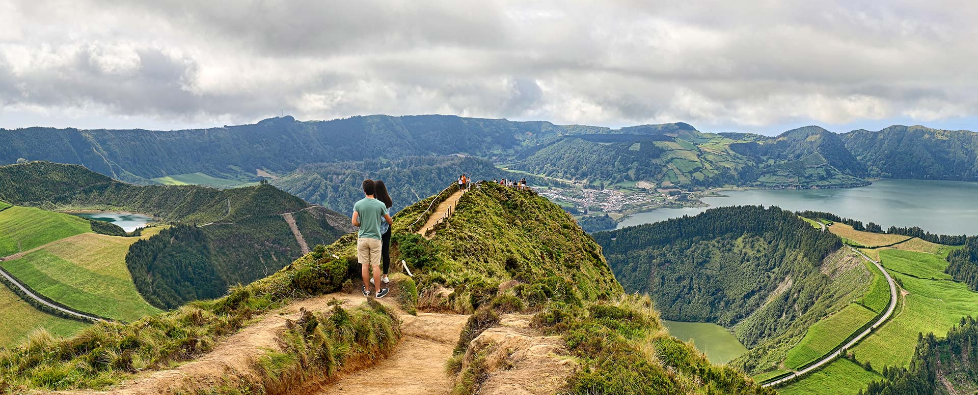 Flitterwochen-Ziel São Miguel