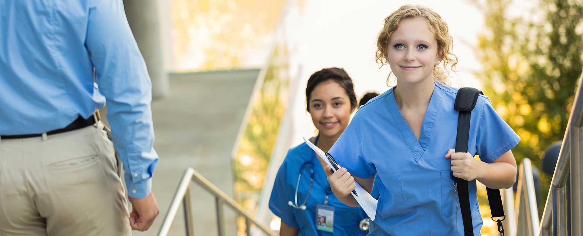 Pflegefachleute