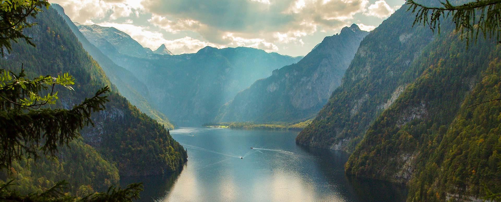 Nationalparks Deutschland - Berchtesgarden