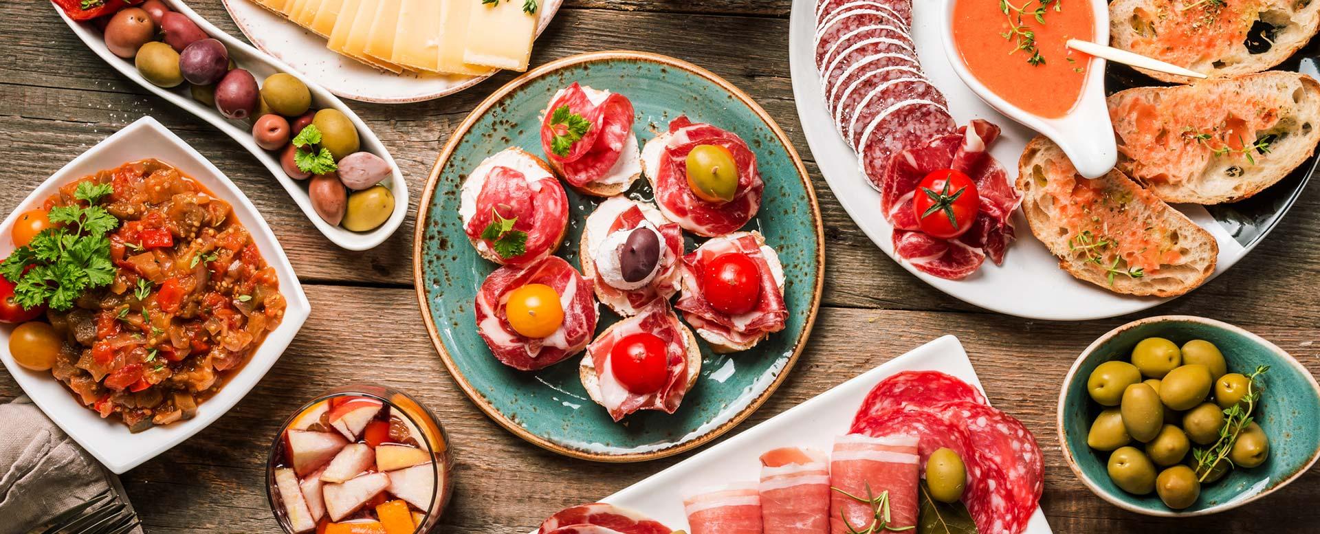 Essen auf Mallorca