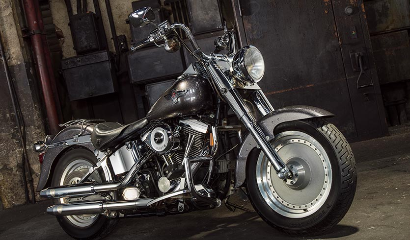 Harley-Davidson® FLSTF 'Fat Boy' (1998)