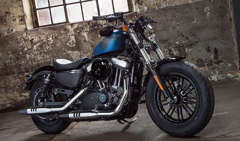 Harley-Davidson® 'Sportster' XL 1200 X Forty Eight (2018)