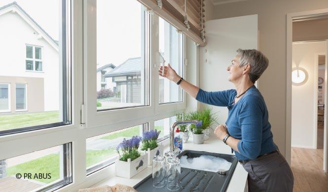 Abschließbare Fenstergriffe